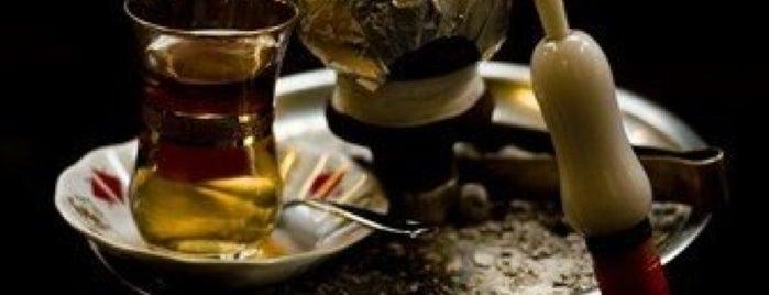 Angora Nargile Cafe is one of Onur'un Kaydettiği Mekanlar.