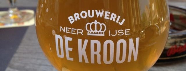 Brouwerij De Kroon is one of VISITED RESTAURANTS/GASTROPUBS/FRITUREN.