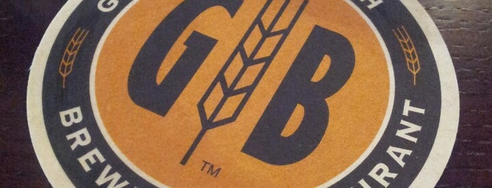 Gordon Biersch Brewery Restaurant is one of Bar Brewery Pub.