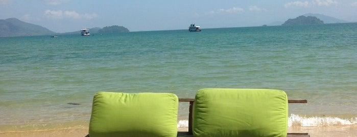 The Blue Sky Resort Koh Payam is one of Ranong.