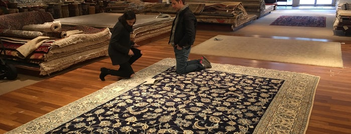 PTK Oriental Rug Center is one of Furniture/Home/Garden.