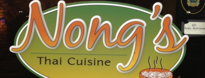 Nong's Thai Cuisine is one of City Pages Best of Twin Cities: 2011.
