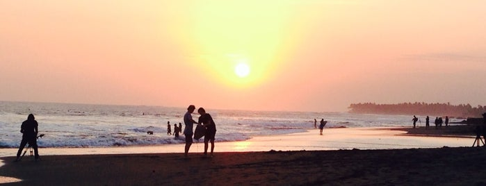 Echo Beach is one of Bali's Best.