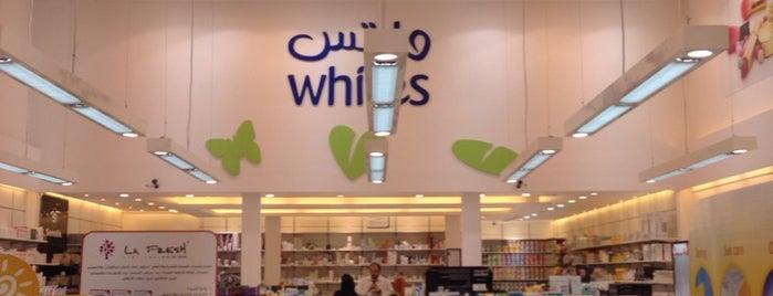 Whites is one of สถานที่ที่ Azus ถูกใจ.