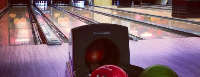 MK BOWLING is one of Poznan #4sqcity by Luc.