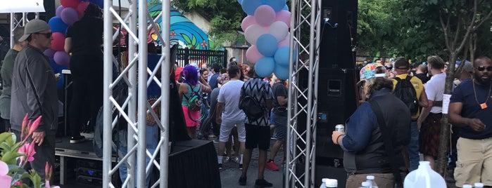 Pride North On Glenwood is one of Favorites!. :).