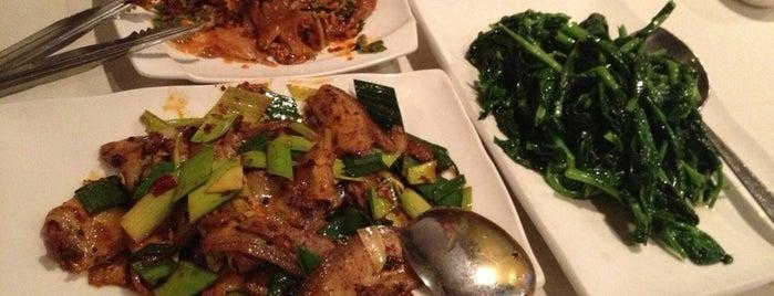 Szechuan Gourmet is one of been to.