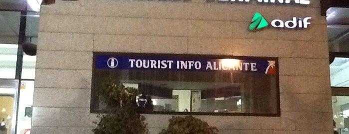 Estació d'Alacant Terminal is one of Posti che sono piaciuti a Eduardo.