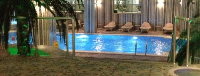 İST GÖNEN HOTEL -Qualia Spa is one of Lieux qui ont plu à 🔺.