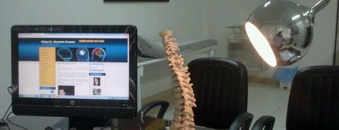 Clínica Neurológica & Neurocirúrgica Dr. Alexandre Cruzeiro is one of Ortopedi ve Travmatoloji.