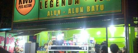 Pos Ketan Legenda - 1967 is one of Welcome to Malang!.