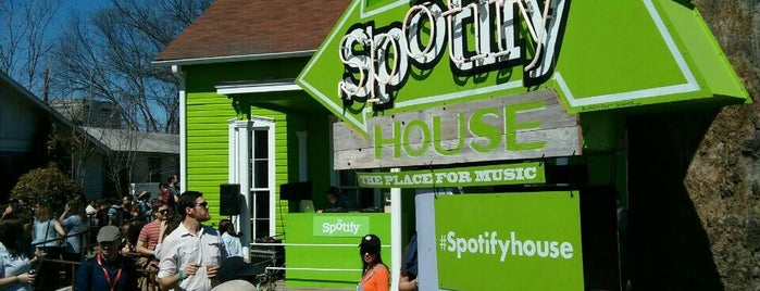 Spotify House is one of USA.