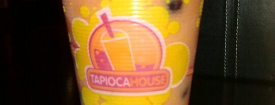 Tapioca House is one of Elvaさんのお気に入りスポット.