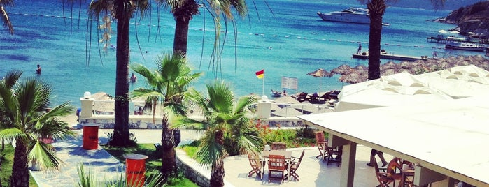 Salmakis Resort & Spa is one of Guide to Bodrum's best spots.