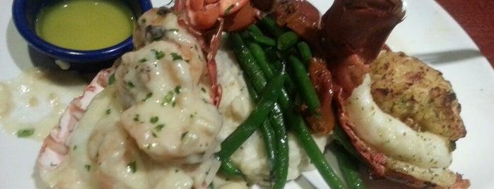 Red Lobster is one of Lugares favoritos de Alberto J S.