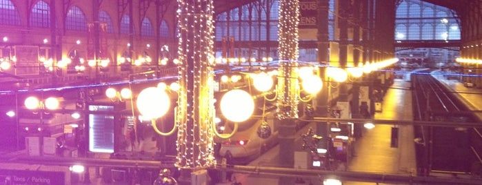 Gare SNCF de Paris Nord is one of Things to do in Europe 2013.