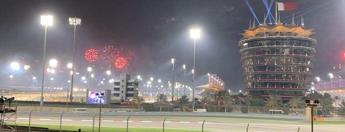 Bahrain International Circuit is one of Lugares favoritos de OrgnlNuttah.