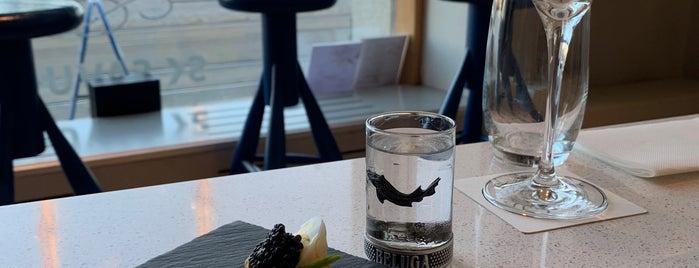 Finlandia Caviar is one of OrgnlNuttah : понравившиеся места.