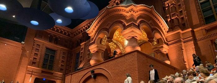 Геликон-опера is one of OrgnlNuttah : понравившиеся места.
