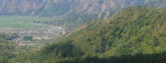 Taman Nasional Gunung Rinjani (Mt. Rinjani National Park) is one of best place in Lombok.
