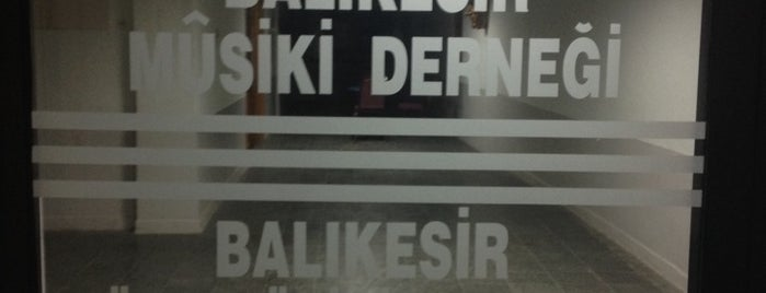 Balıkesir Musiki Derneği is one of Ercanさんのお気に入りスポット.