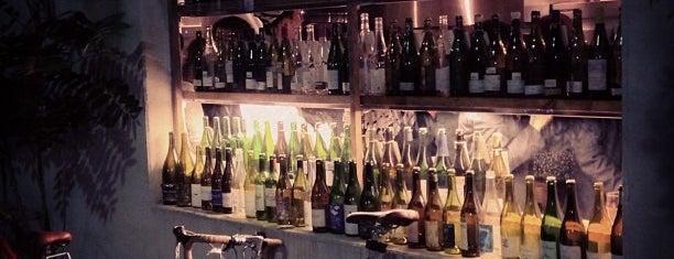 Ahiru Store is one of Tokyo Wine Bars.