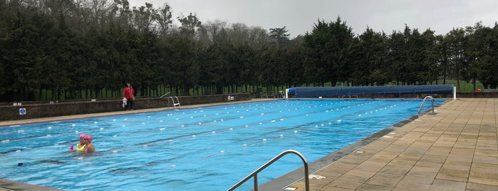 Wycombe Rye Lido is one of Orte, die Carl gefallen.