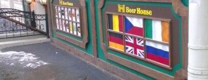 Beer House is one of Orte, die Sasha gefallen.