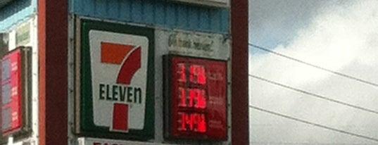 7-Eleven is one of Lieux qui ont plu à Michael.