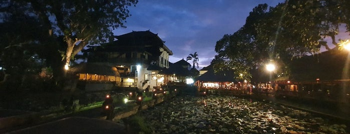 Lotus Cafe - Ubud Bali is one of Enjoy Bali Ubud.