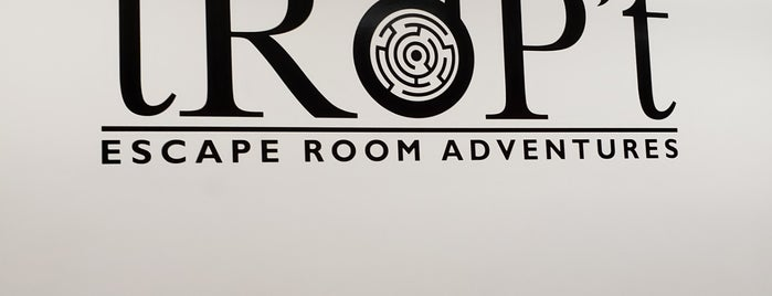 Trap't Escape Room Adventures is one of CBS Sunday Morning 4.