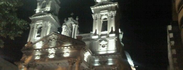 Basílica Catedral de Nuestra Señora del Rosario is one of Rosario.
