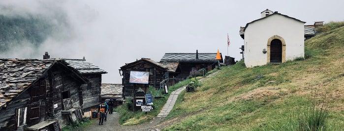 Findeln is one of Zermatt.