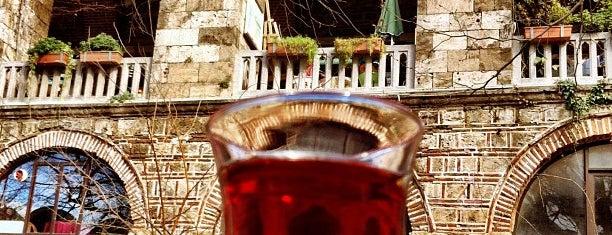 Koza Han is one of Baharın tadına demli bir çayla varın.