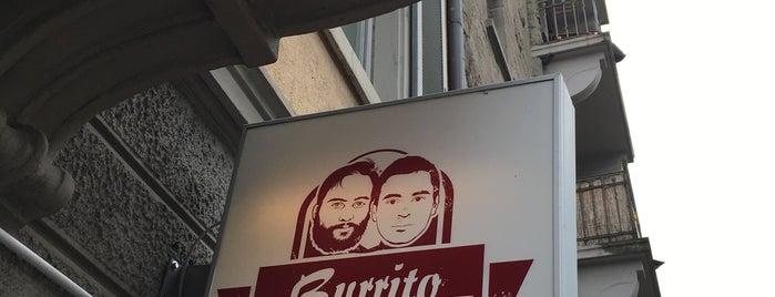 Burrito Brothers is one of Orte, die Cy gefallen.