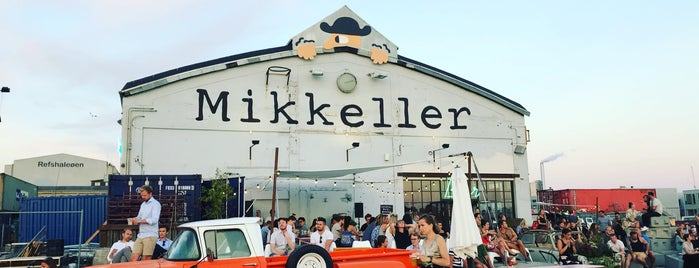 Mikkeller Baghaven is one of Copenhagen.