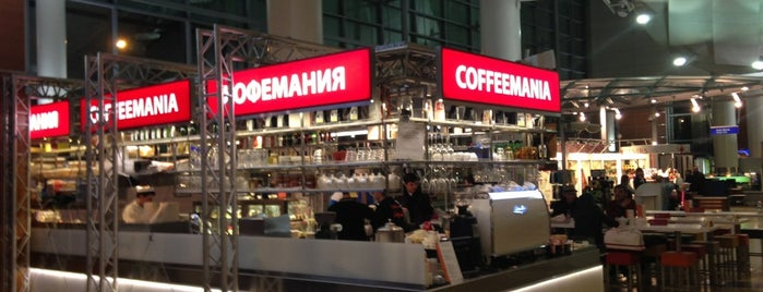 Coffeemania is one of Lieux qui ont plu à Дарина.