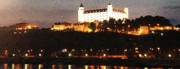 Castillo De Bratislava is one of Tag.