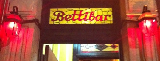 Bettibar is one of Booze.