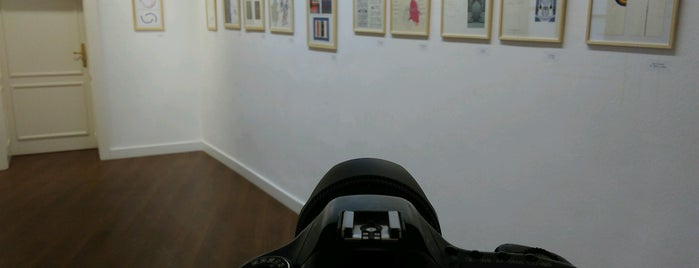 Roman Fecik Gallery is one of Art museums / galleries.