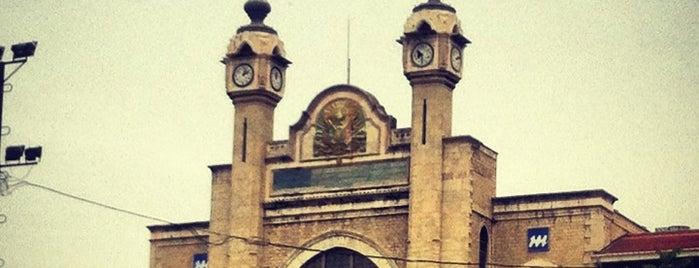 Hukuk Fakültesi is one of Tempat yang Disukai Demet.
