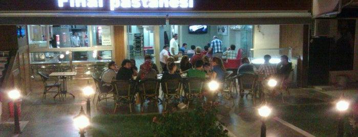 Final Pastanesi is one of Orte, die sezer gefallen.