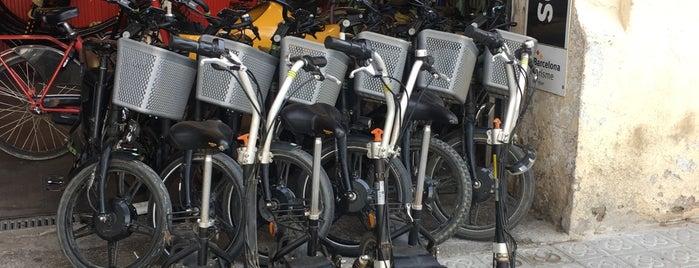 Barcelona Rent a Bike is one of Barselona ilhan.