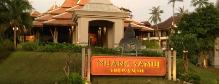 Muang Samui Vilas & Suites, Choegmon Beach is one of Hotels.