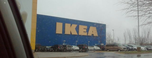IKEA is one of Chicago 2011.