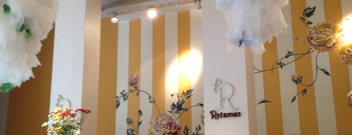 Retama Cafe is one of MeriendaTime.