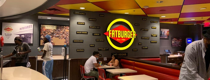 Fatburger is one of All Things Vegas.