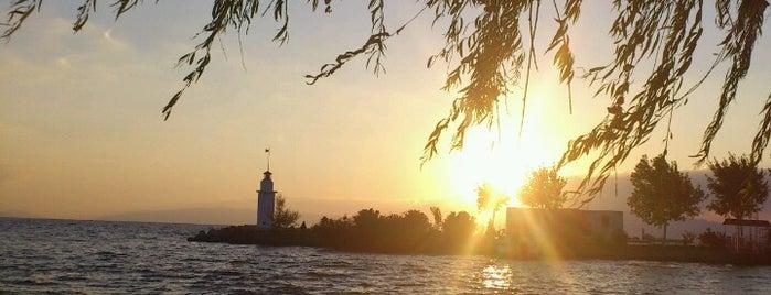 İznik Gölü is one of ** TRAVELLERS ' 2 **.