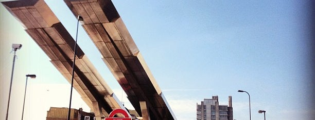 Vauxhall Bus Station is one of Mr T UK: сохраненные места.