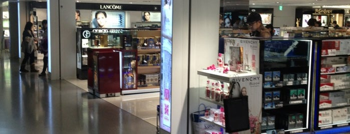 Duty Free Shop Kansai Airport is one of Posti che sono piaciuti a Yodpha.